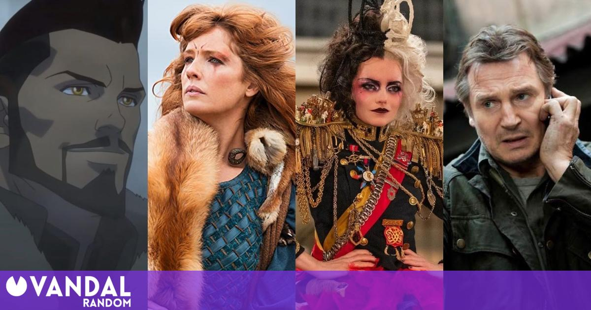 This Week's Releases on Netflix, HBO, Prime Video and Disney + (Aug 23-29)