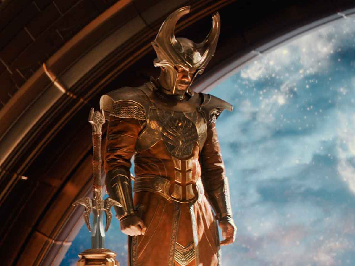 This is how Idris Elba wants to return to Marvel Studios