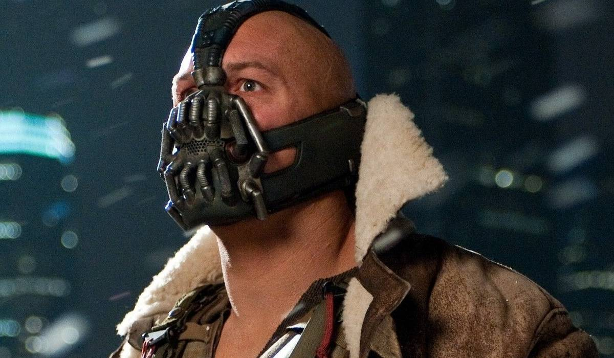 Tom Hardy reveals who he based his version of Bane
