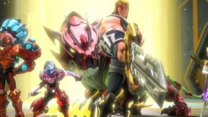 Trailer for He-Man and the Masters of the Universe, the new CG animated series coming to Netflix