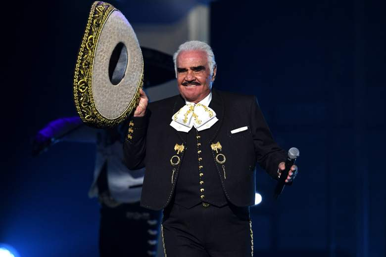 Vicente Fernandez underwent emergency surgery How is the singer