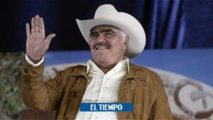 Vicente Fernández's son talks about the singer's health