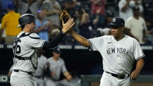 What are the biggest series the Yankees have through the end of the 2021 season?