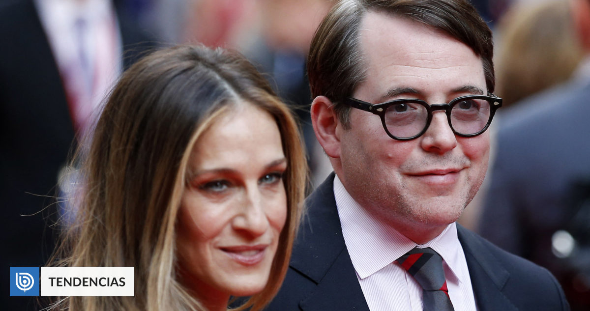 What became of Matthew Broderick the present of Sarah Jessica