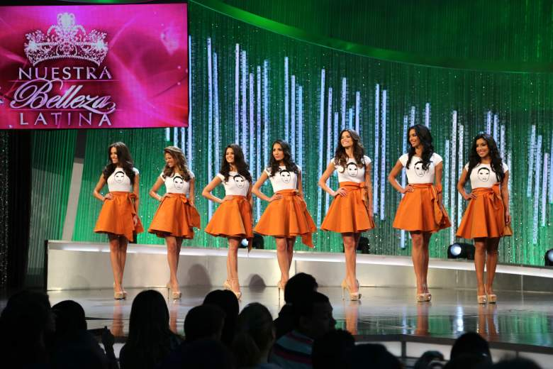 Who was the queen of Nuestra Belleza Latina that tried to fatten another?