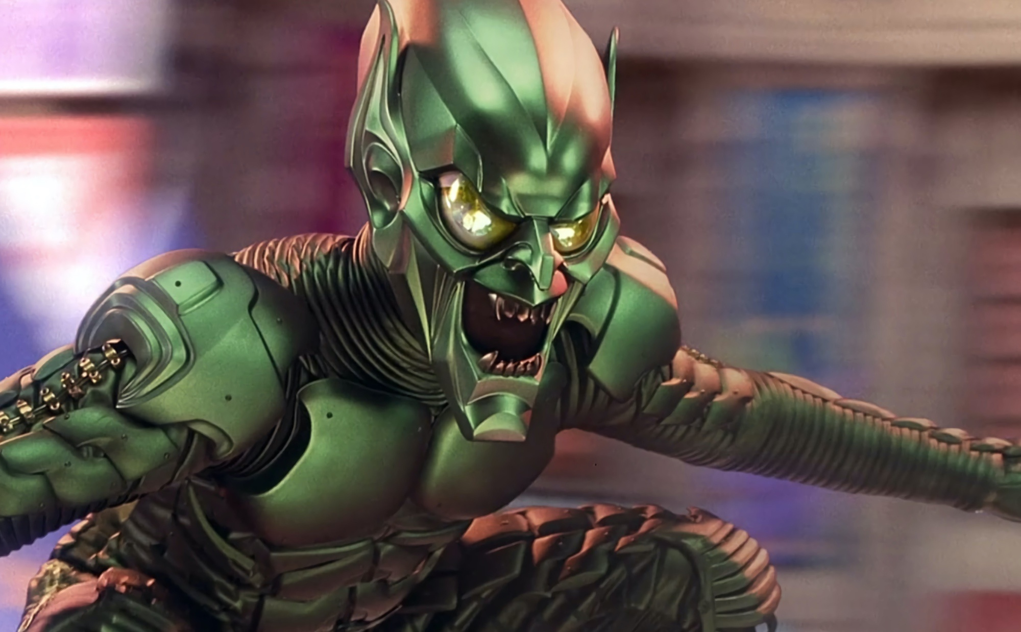 Willem Dafoe finally pronounces on the alleged appearance of the Green Goblin in 'Spider-Man: No Way Home'