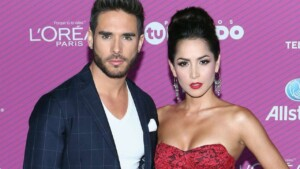 With bachata dance included: this was the wedding of Carmen Villalobos