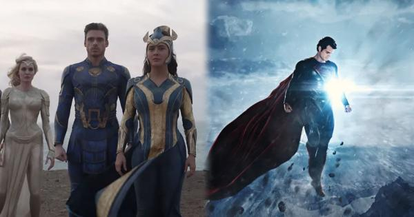 Zack Snyder fans accuse Eternals of plagiarizing Man of Steel and become the laughingstock of the Internet | Tomatazos