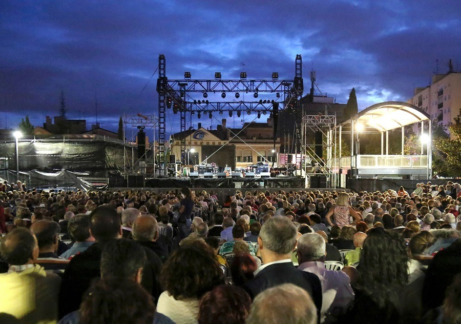 MÓSTOLES / Tickets for the concerts of the Festivities can now be purchased in order of celebration