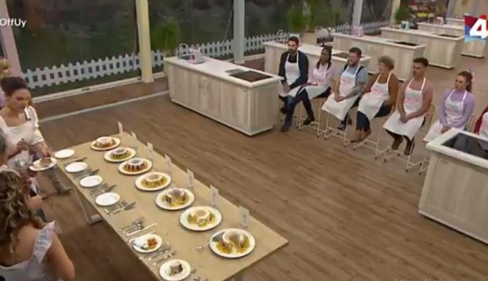 """""""Bake Off Uruguay"""": A cake with affective memory left the first pastry chef eliminated"""