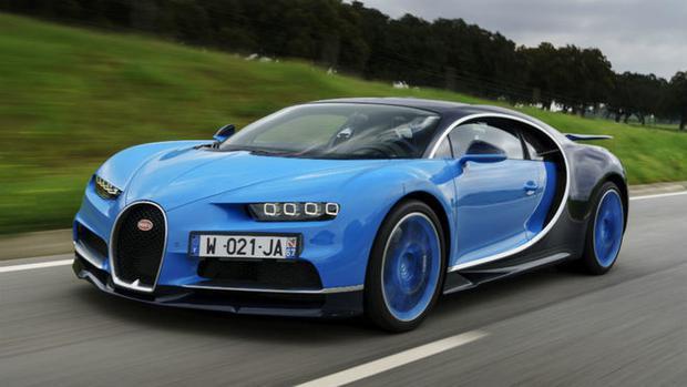 Bugatti Chiron (Photo: Getty Images)