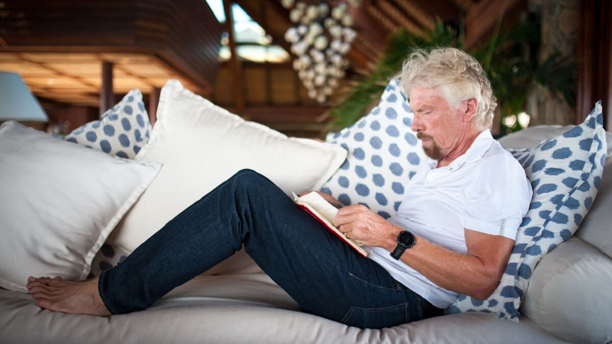 What books does Richard Branson recommend we read at least once? - Entrepreneurs News