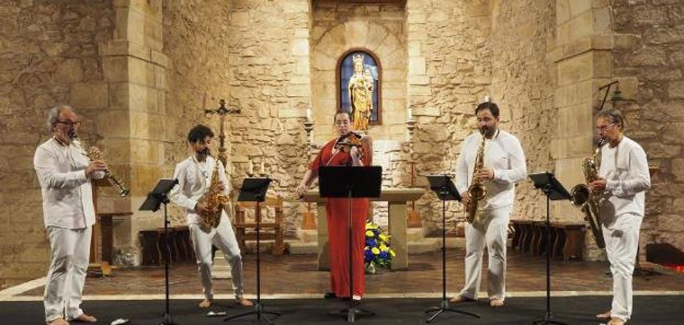The XXXVIII La Antigua de Zumarraga Music Cycle will offer this month five concerts with free admission