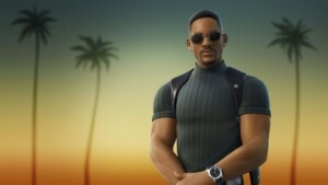 Will Smith gets into Fortnite with his rogue police