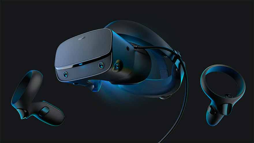 Facebook's Oculus glasses would be relevant in the metaverse business.