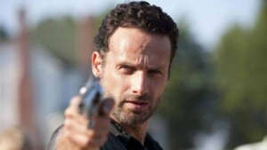 Andrew Lincoln has a new (and very different) series for the first time after 'the Walking Dead'