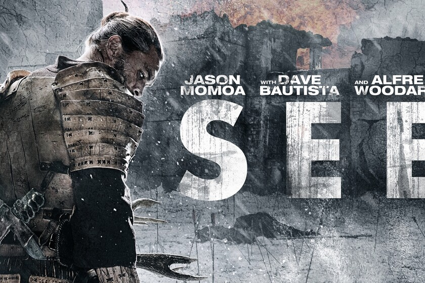'See': season 2 begins with a facelift and wants to help the rest of the Apple TV + catalog