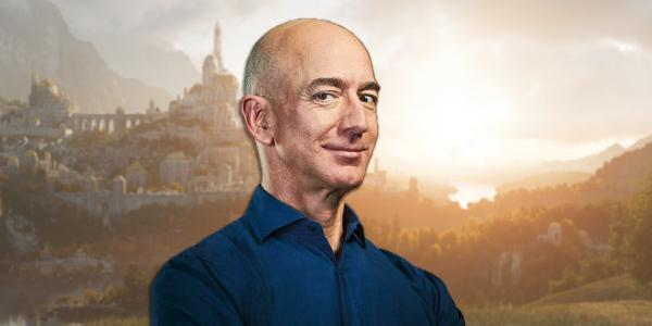 The Lord of the Rings: Jeff Bezos would have resigned as CEO of Amazon to dedicate himself to the series
