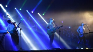 The concerts of Morat and Amaral, in pictures