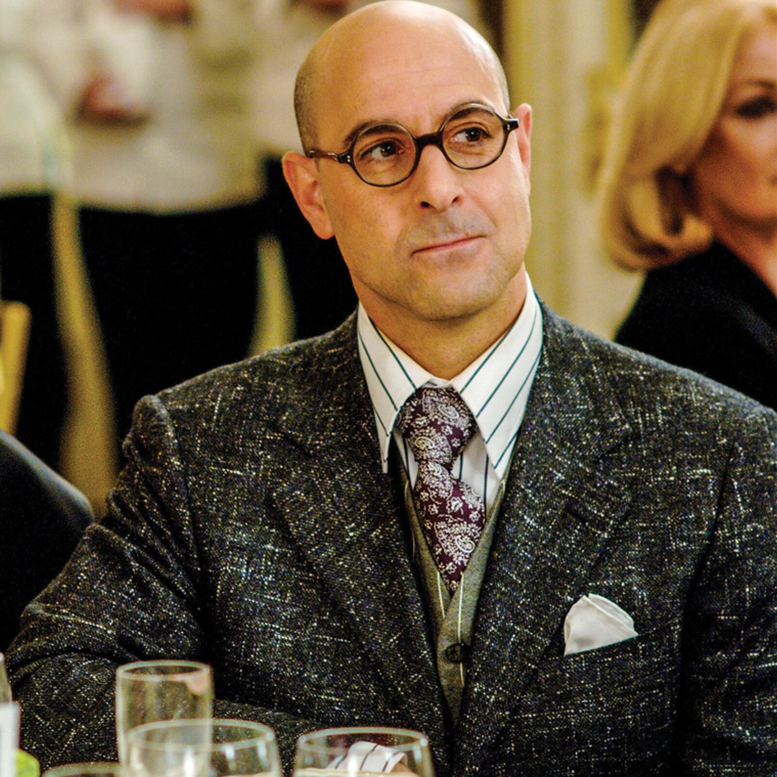 Stanley Tucci reveals he survived cancer 3 years ago