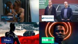 Movie and series premieres on Amazon Prime Video, Disney +, Movistar + and Filmin in the week of September 6 to 12
