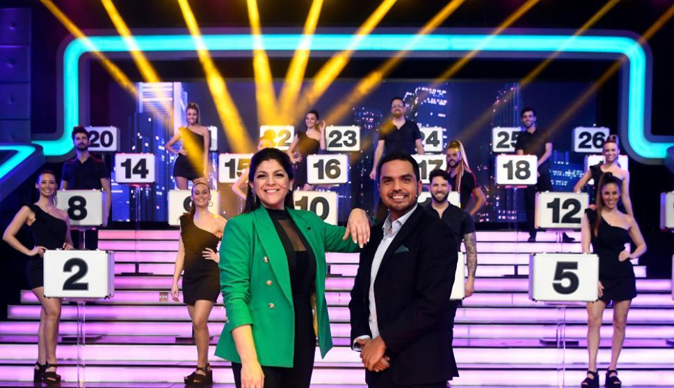 """Lucía Rodríguez and Germán Medina advance the premiere of """"Deal Made: Family Edition"""""""