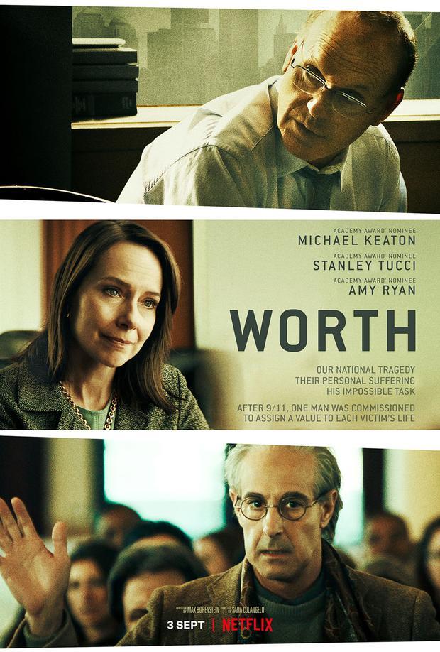 "Poster ""Worth"". (Photo: Broadcast)"