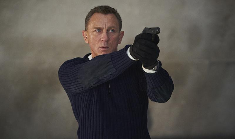 Daniel Craig in No Time to Die (Photo: Nicola Dove / Universal Pictures)