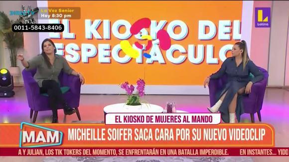 Karen Schwarz on the new Micheille Soifer video clip