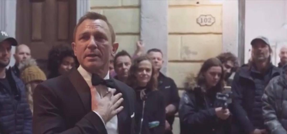 1631255360 779 When Daniel Craig unveils behind the scenes of his James