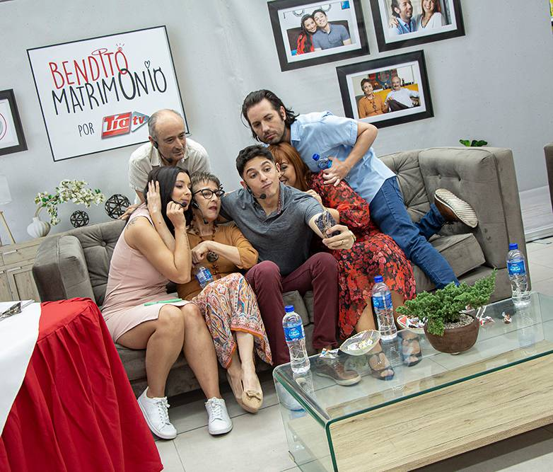1631282498 36 Blessed Marriage new premiere digital series Television Entertainment