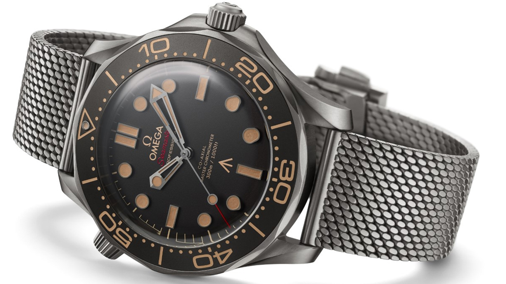 1631291679 742 Omega Seamaster 007 Edition Daniel Craigs watch in No Time