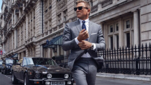 Omega Seamaster 007 Edition, Daniel Craig's watch in 'No Time To Die'