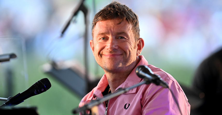 """Damon Albarn releases new song """"Particles"""""""