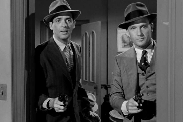 The untouchables was issued & # xf3; between 1959 and 1963