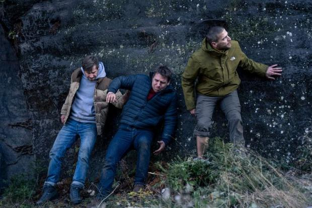 The scenes of the film have been filmed in the forest area very close to Switzerland (Photo: Netflix)