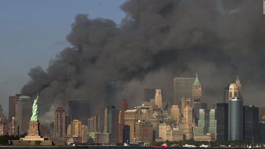This is how CNN narrated the attacks of September 11, 2001