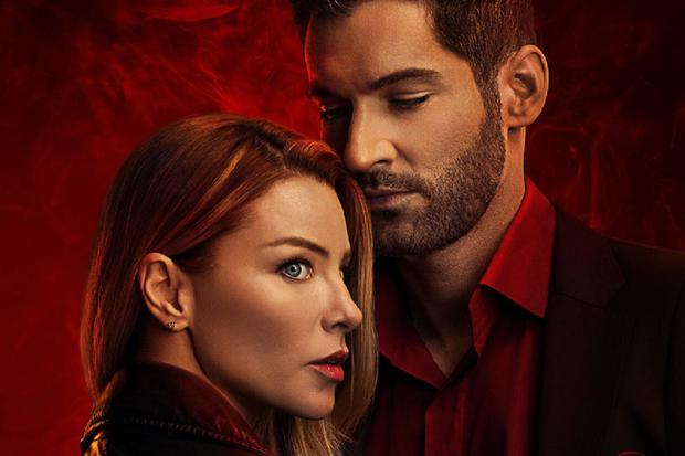 Chloe and Lucifer's love story ended in the sixth season of the series (Photo: Netflix)