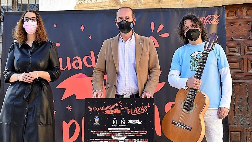 1631363225 11 concerts in 2 days in the squares of Guadalajara