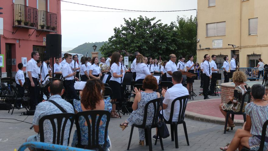 1631388832 Series of concerts in Castellon to support the candidacy for