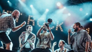 La Fúmiga, the Valencian band that has turned festive music into a social phenomenon