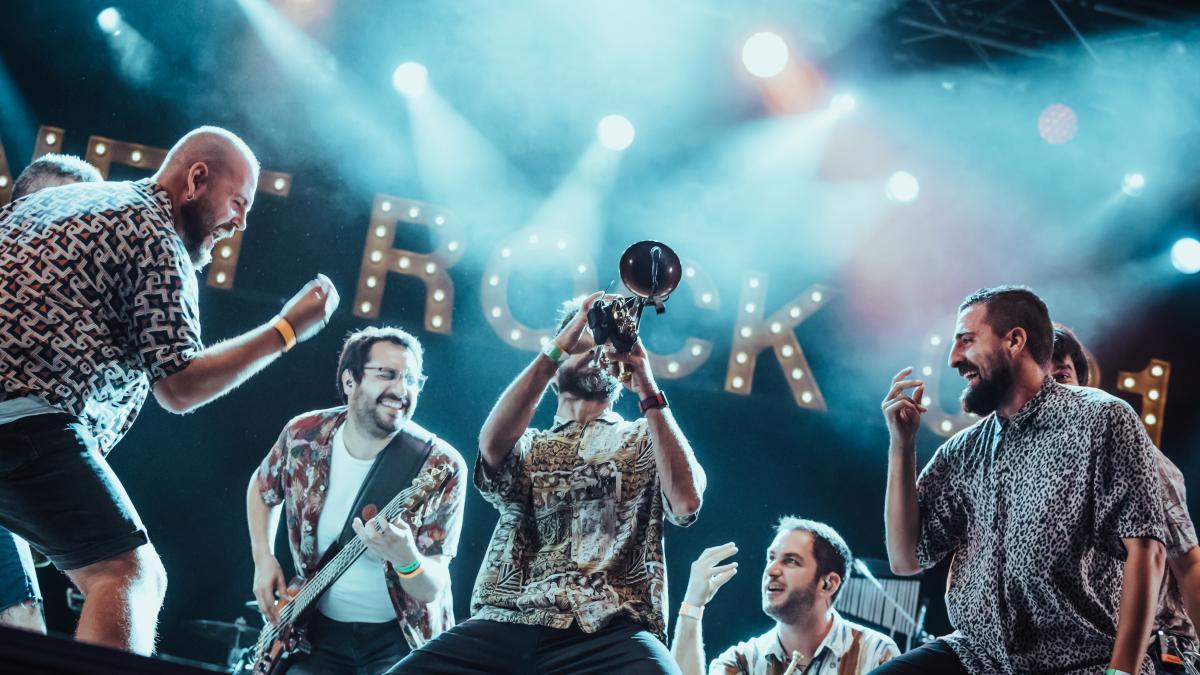 1631414487 La Fumiga the Valencian band that has turned festive music