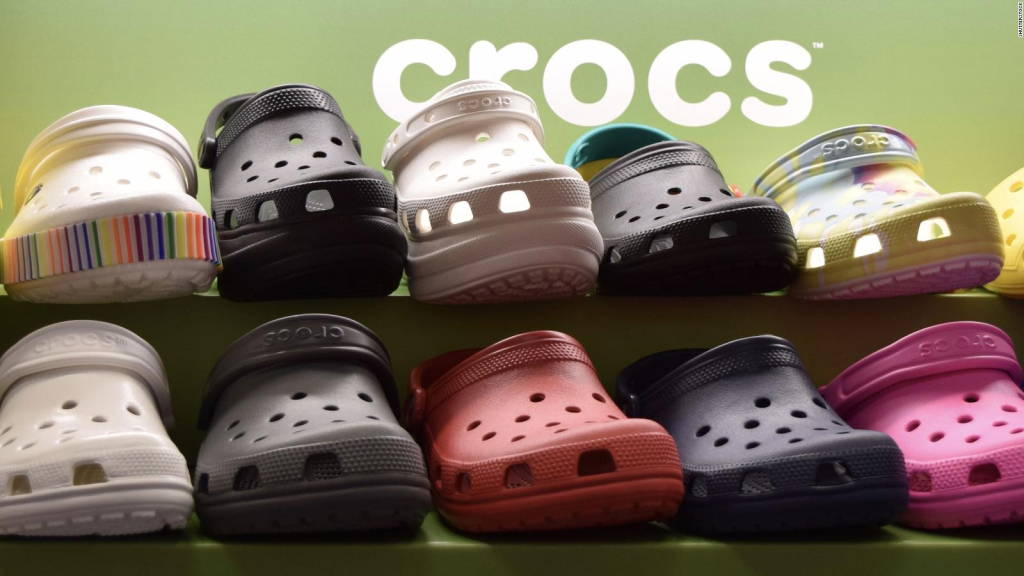 Crocs accuses several companies of copying its iconic shoe