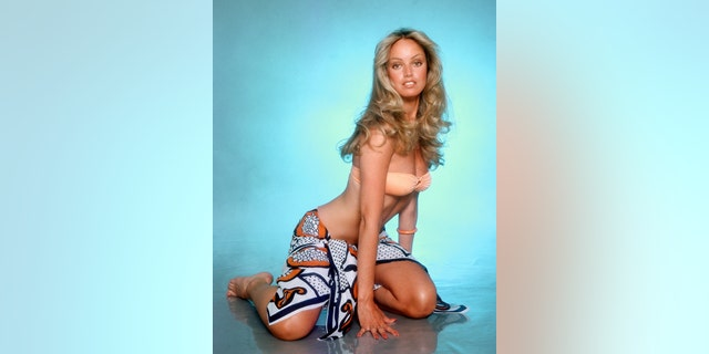 Susan Anton was a popular poster girl in the 70s and 80s.
