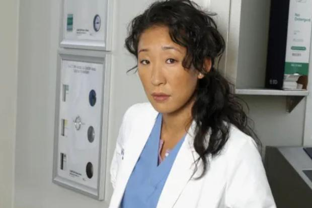The character of Dr. Cristina Yang was played by actress Sandra Oh (Photo: ABC)