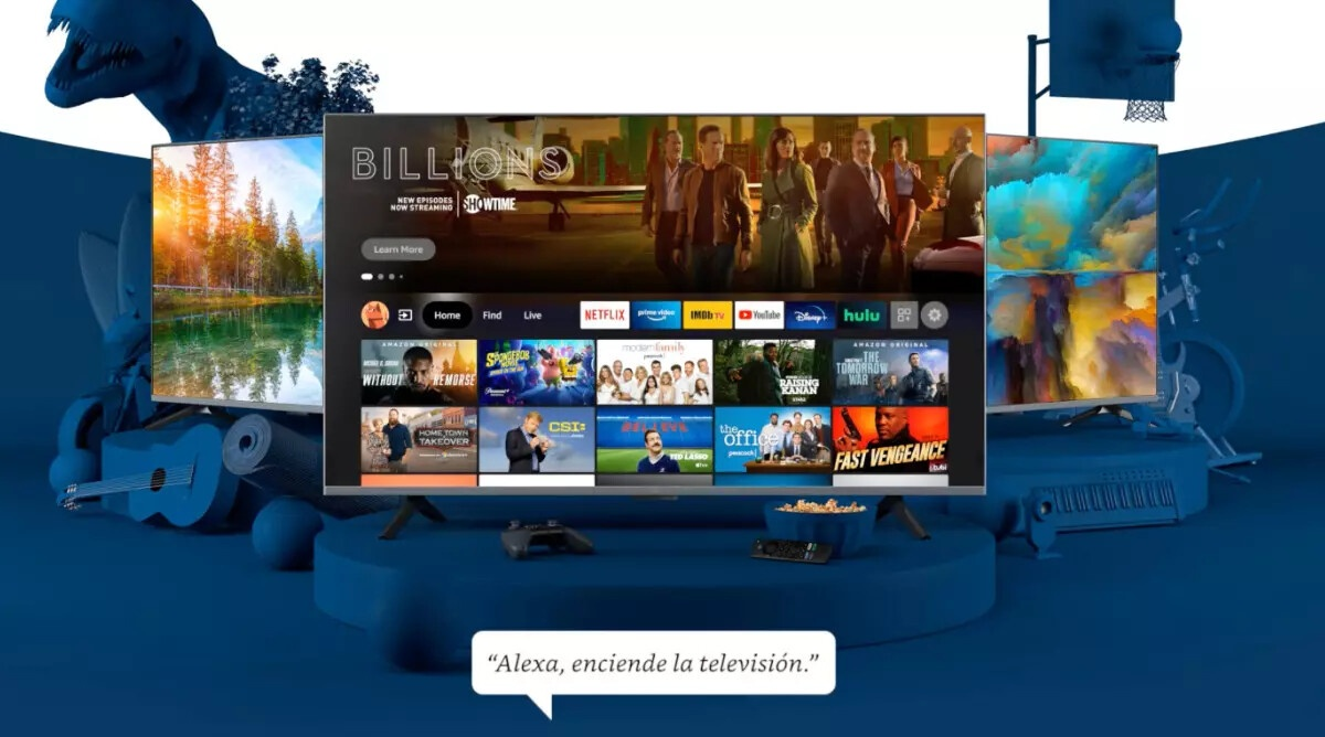 All about the first Amazon Smart TVs with Alexa