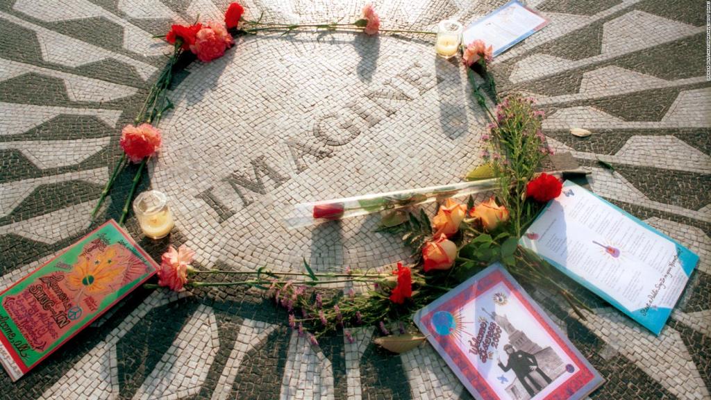 """""""Imagine""""John Lennon turns 50"""