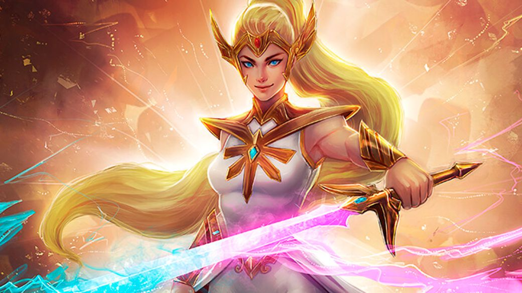 1631615568 In development a new Amazon live action TV series about She Ra