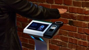 Amazon One now turns the palm of your hand into the entrance to events and concerts