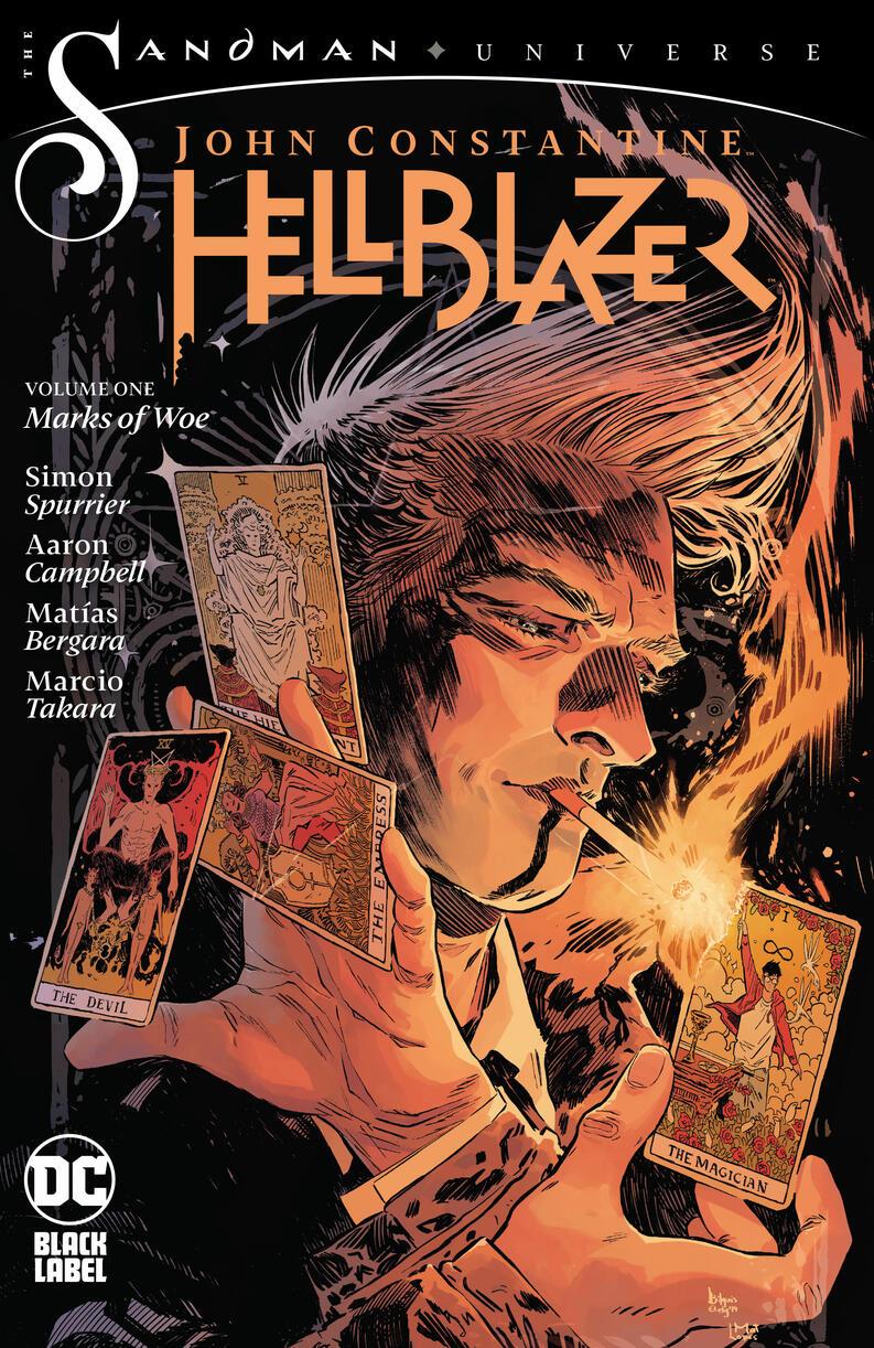 john constantine hellblazer dc comics
